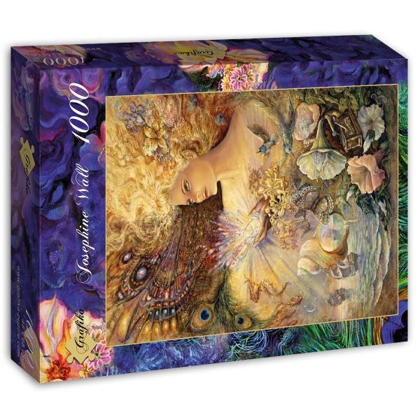 Puzzle Grafika Cristal de Encantamiento de 1000 Piezas