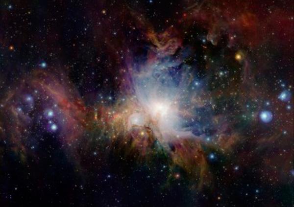 Puzzle Grafika Nebulosa de Orión de 1000 Piezas