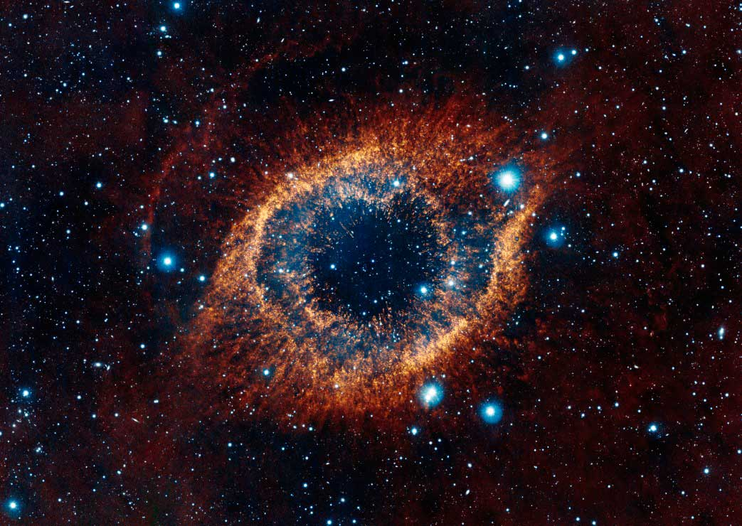 Puzzle Grafika Nebulosa Helix de 1000 Piezas
