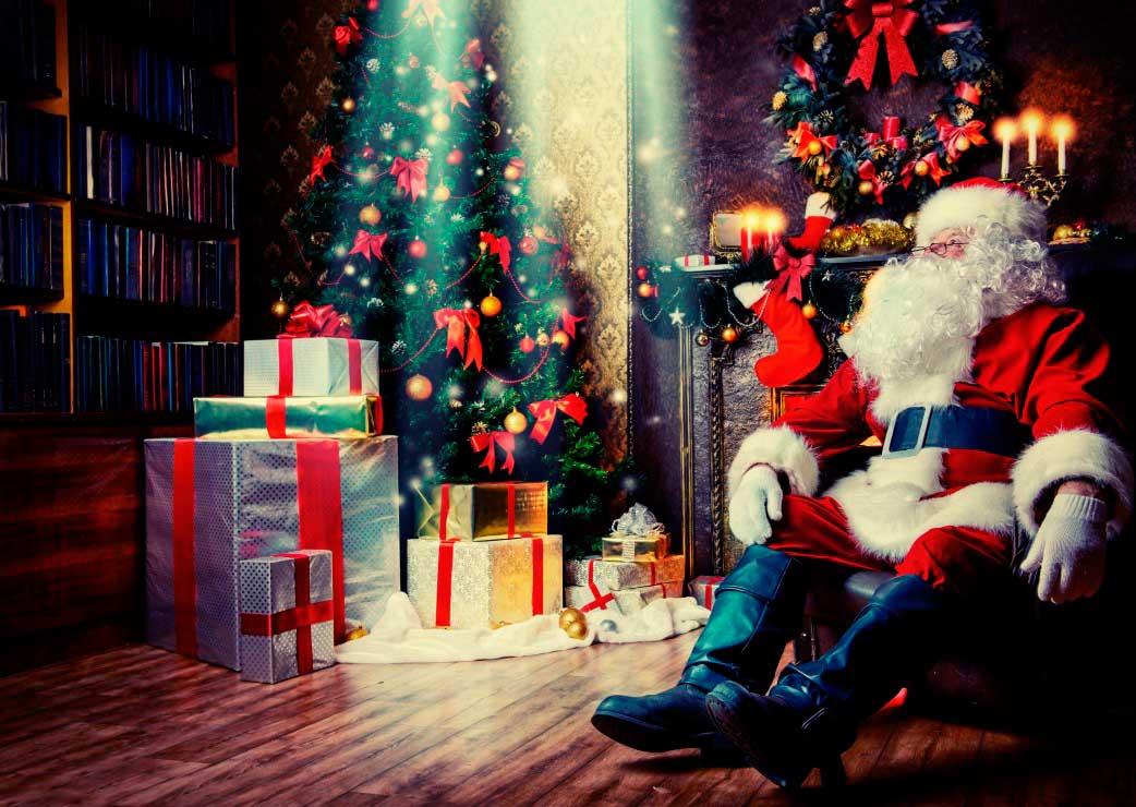 Puzzle Grafika Santa Claus, Papa Noel de 1000 Piezas
