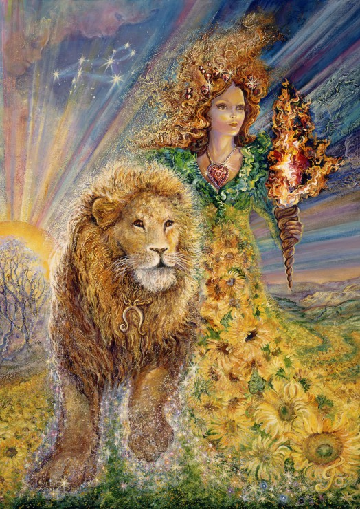 Puzzle Grafika Signos del Zodiaco, Leo 1000 Piezas