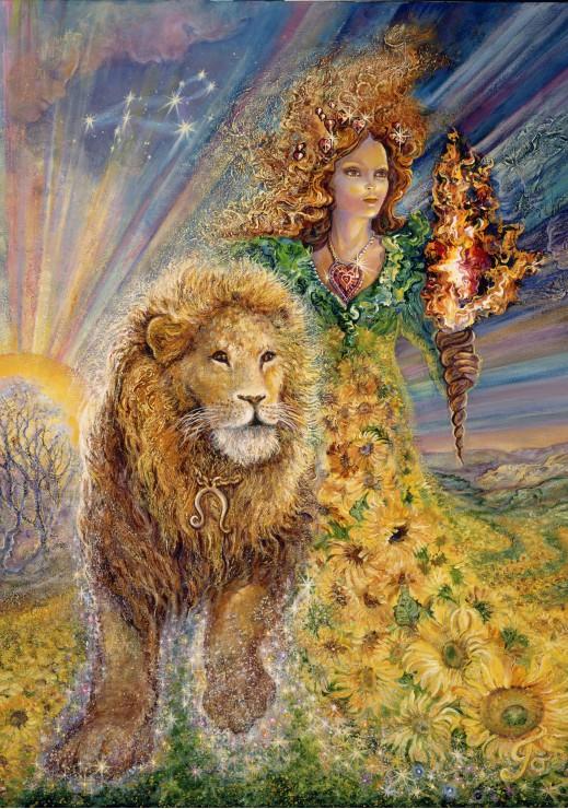 Puzzle Grafika Zodiaco Leo de 1000 Piezas