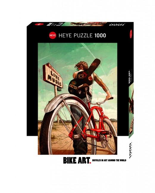 Puzzle Heye Camino de la Música de 1000 Piezas