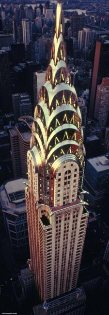 Puzzle Heye Chrysler Building de 1000 Piezas