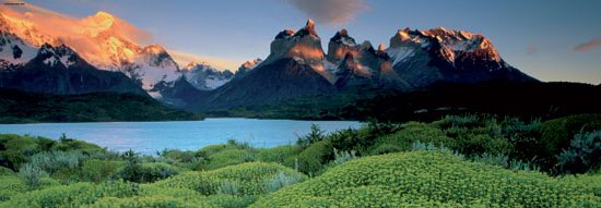 Puzzle Heye Cuernos del Paine de 1000 Piezas