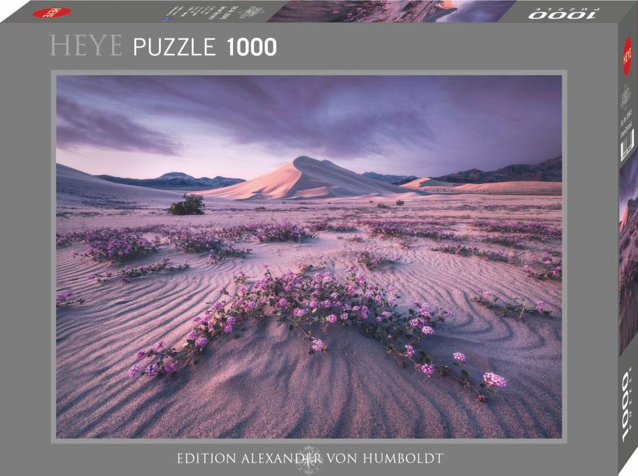 Puzzle Heye Desierto Dinámico de 1000 Piezas
