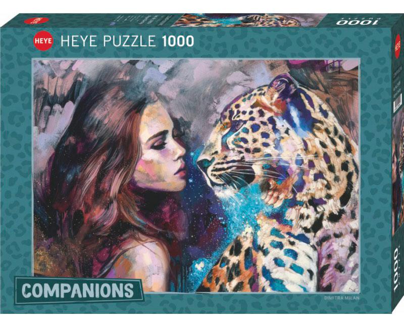 Puzzle Heye Destino Compartido de 1000 Piezas