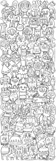 Puzzle Heye Dibújame de 1000 Piezas