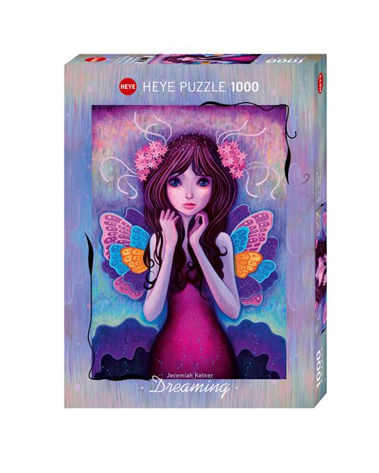 Puzzle Heye Dreaming,Vientos de la Mañana de 1000 Piezas