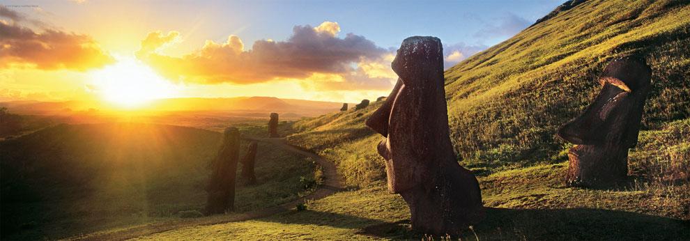 Puzzle Heye Easter Island de 1000 Piezas