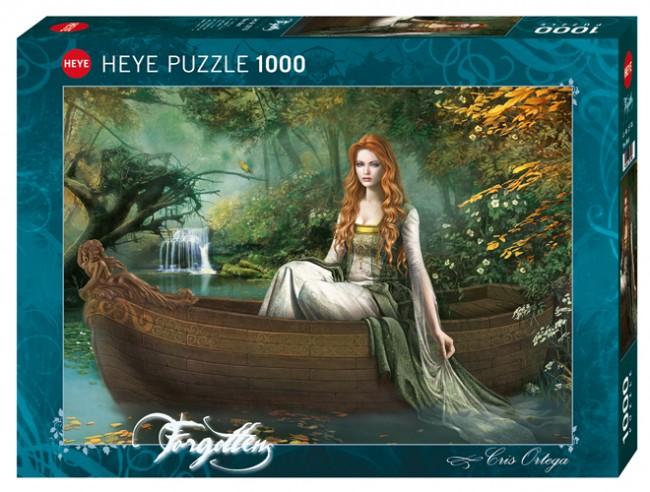 Puzzle Heye El Bote de 1000 Piezas