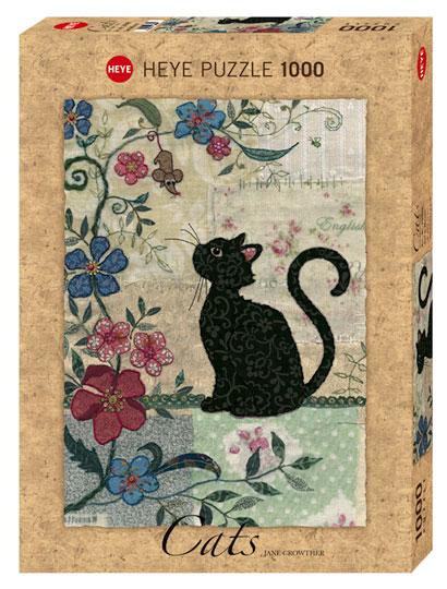 Puzzle Heye El Gato y el Ratón de 1000 Piezas