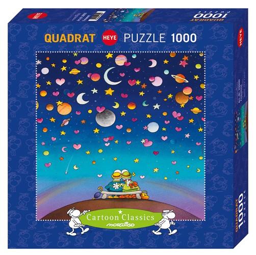 Puzzle Heye El Infinito Firmamento de 1000 Piezas