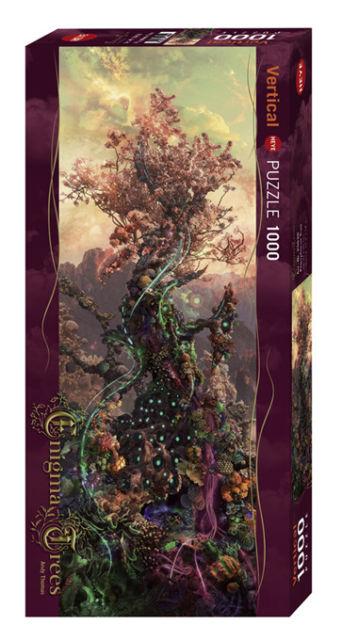 Puzzle Heye Enigma Tree, Phosphorous Tree de 1000 Piezas