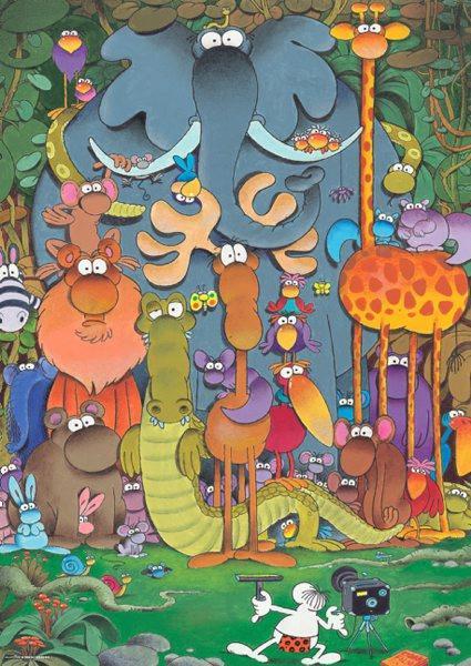 Puzzle Heye Foto de 1000 Piezas