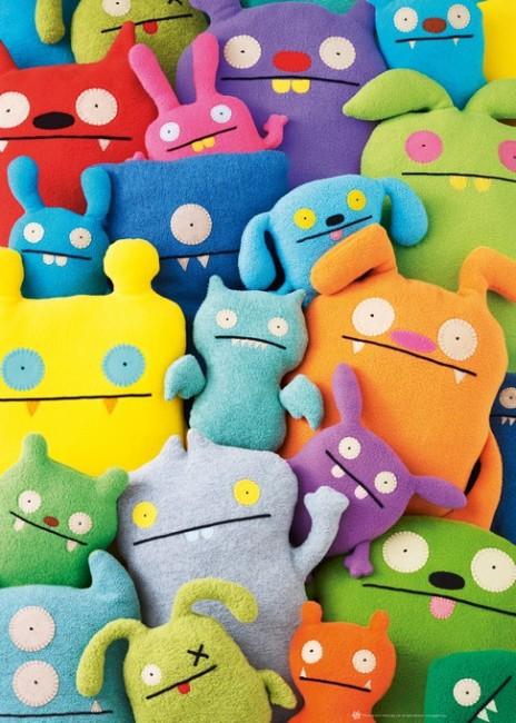 Puzzle Heye Foto de Grupo de 1000 Piezas