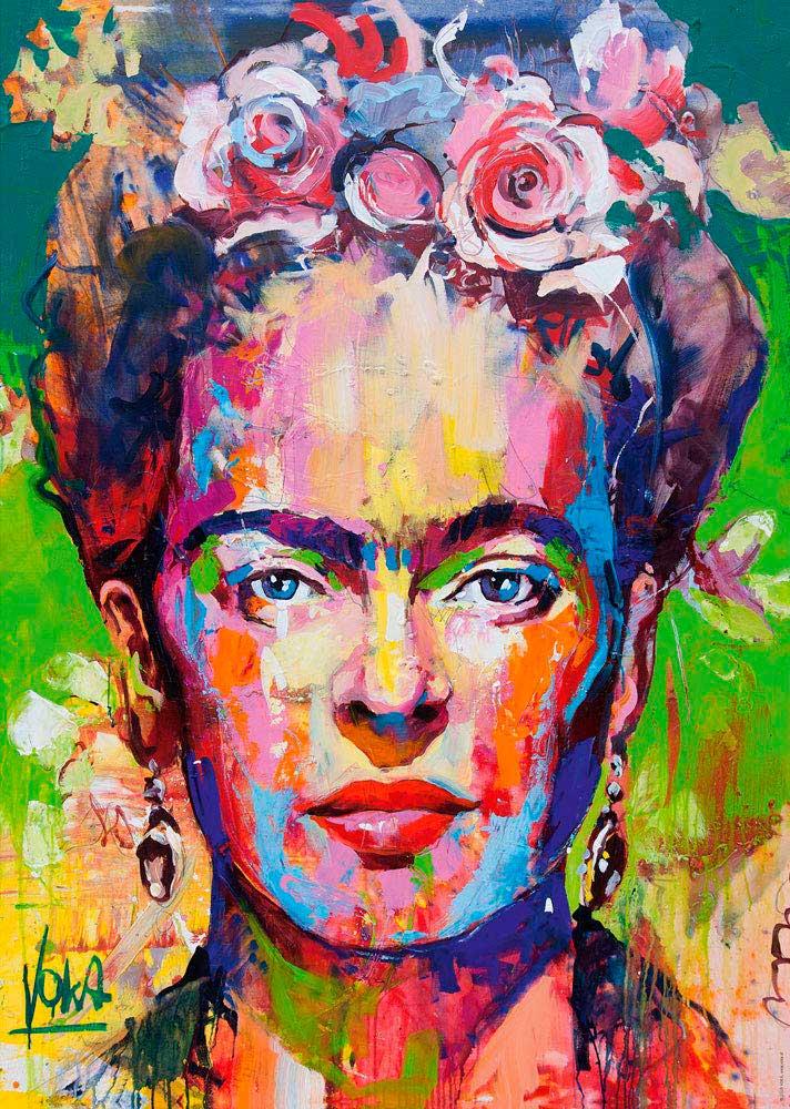 Puzzle Heye Frida, People de 1000 Piezas