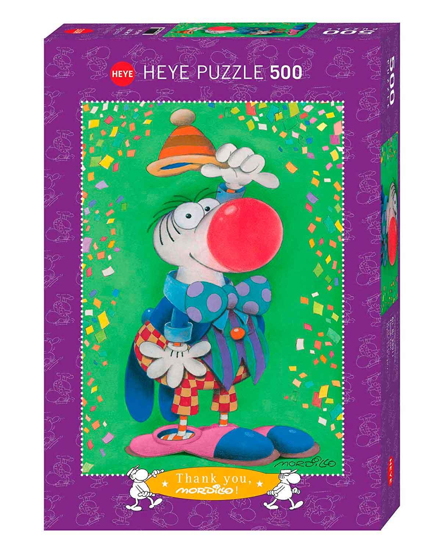 Puzzle Heye Gracias! de 500 Piezas