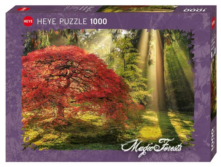 Puzzle Heye Luz de Guía de 1000 Piezas