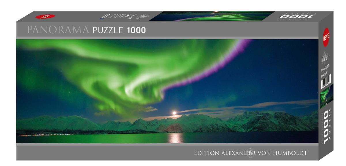 Puzzle Heye Luz Polar de 1000 Piezas