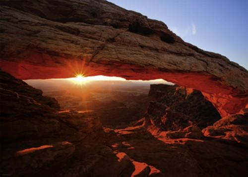 Puzzle Heye Mesa Arch, Tomas Kaspar de 1000 Piezas