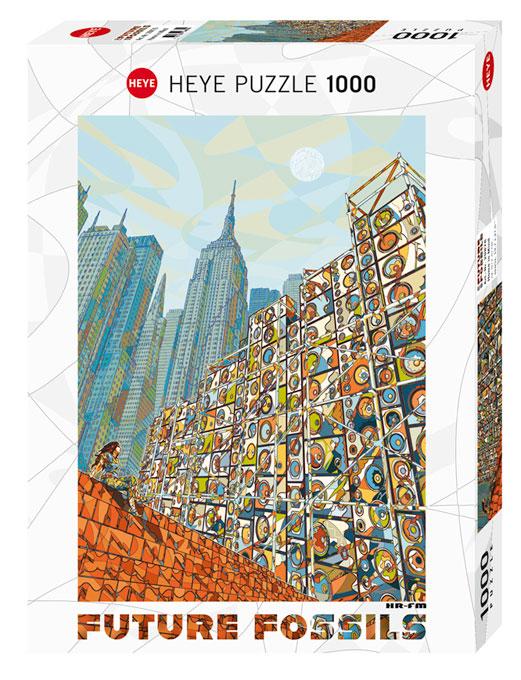 Puzzle Heye Mi Idea de Hogar de 1000 Piezas