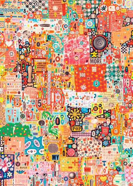 Puzzle Heye My Pop de 1000 Piezas
