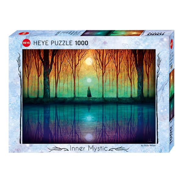 Puzzle Heye Nuevos Cielos de 1000 Piezas