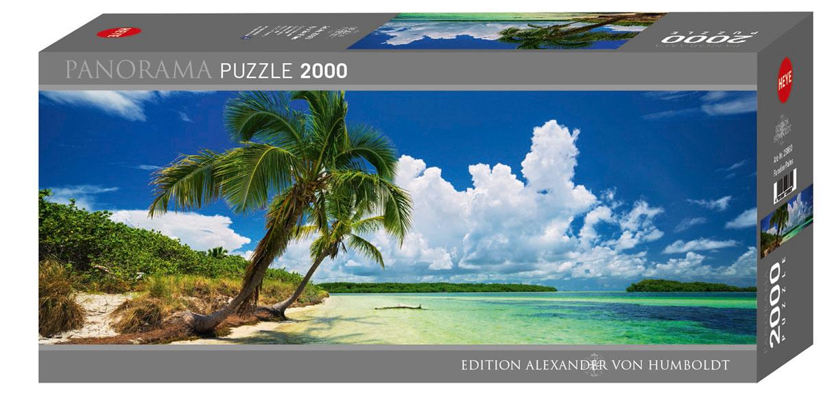 Puzzle Heye Palmeras del Paraíso de 2000 Piezas