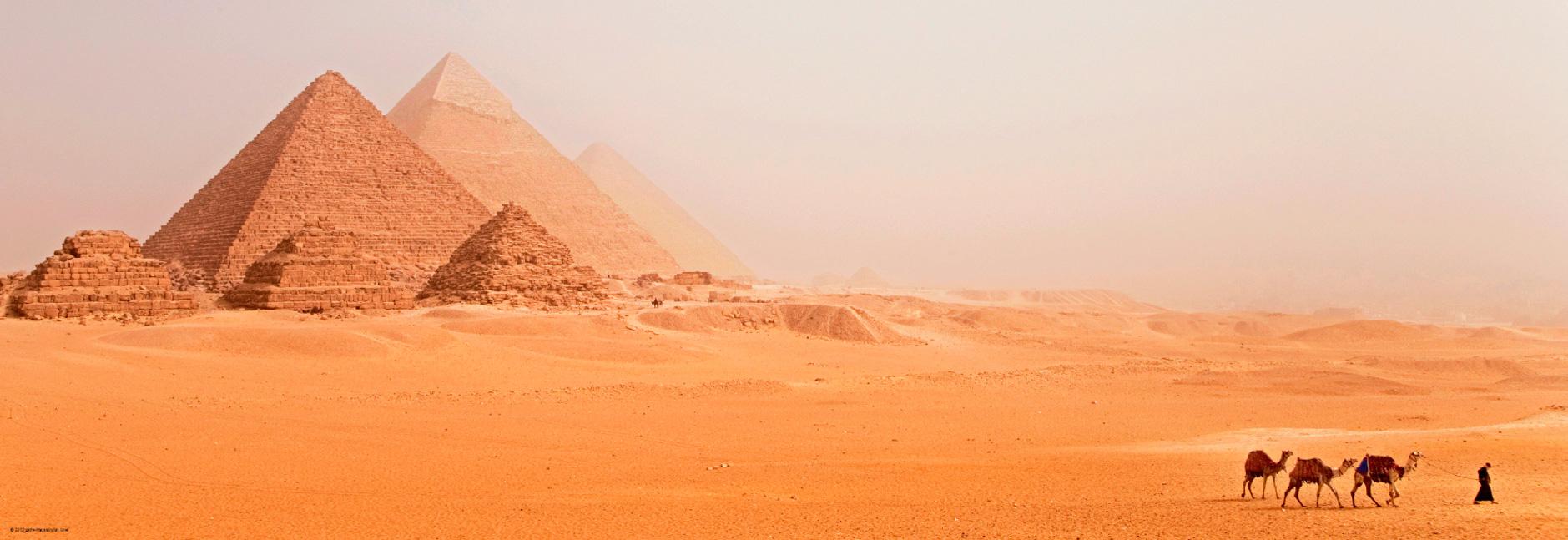 Puzzle Heye Pirámides de 1000 Piezas
