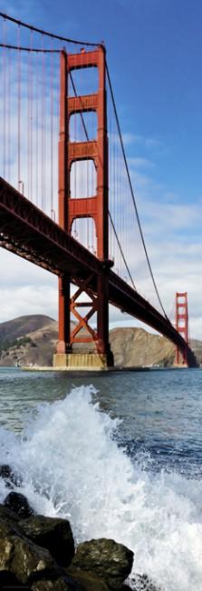 Puzzle Heye Puente Golden Gate de 1000 Piezas