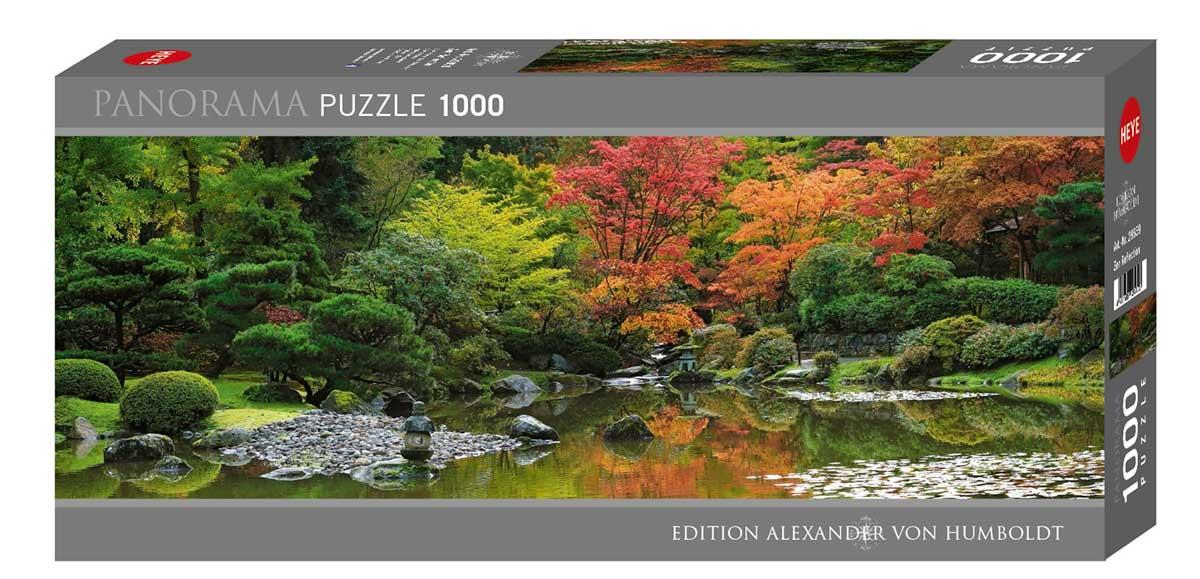 Puzzle Heye Reflexión Zen de 1000 Piezas