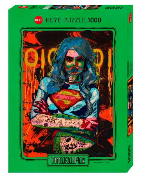 Puzzle Heye Ser El Amanecer de 1000 Piezas