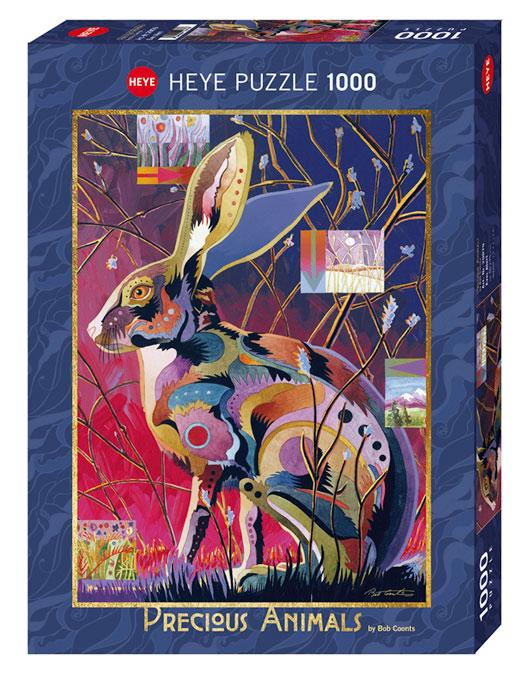 Puzzle Heye Siempre Alerta de 1000 Piezas