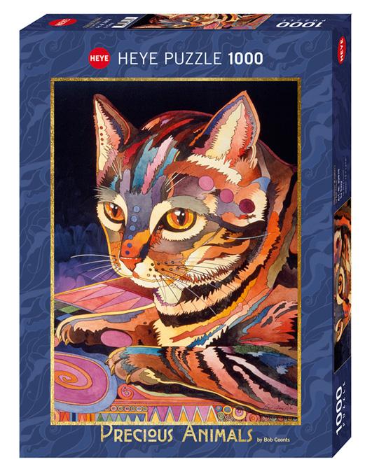 Puzzle Heye Tan Hogareño de 1000 Piezas