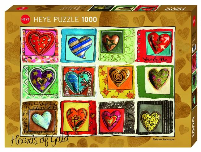 Puzzle Heye Tú y Yo de 1000 Piezas