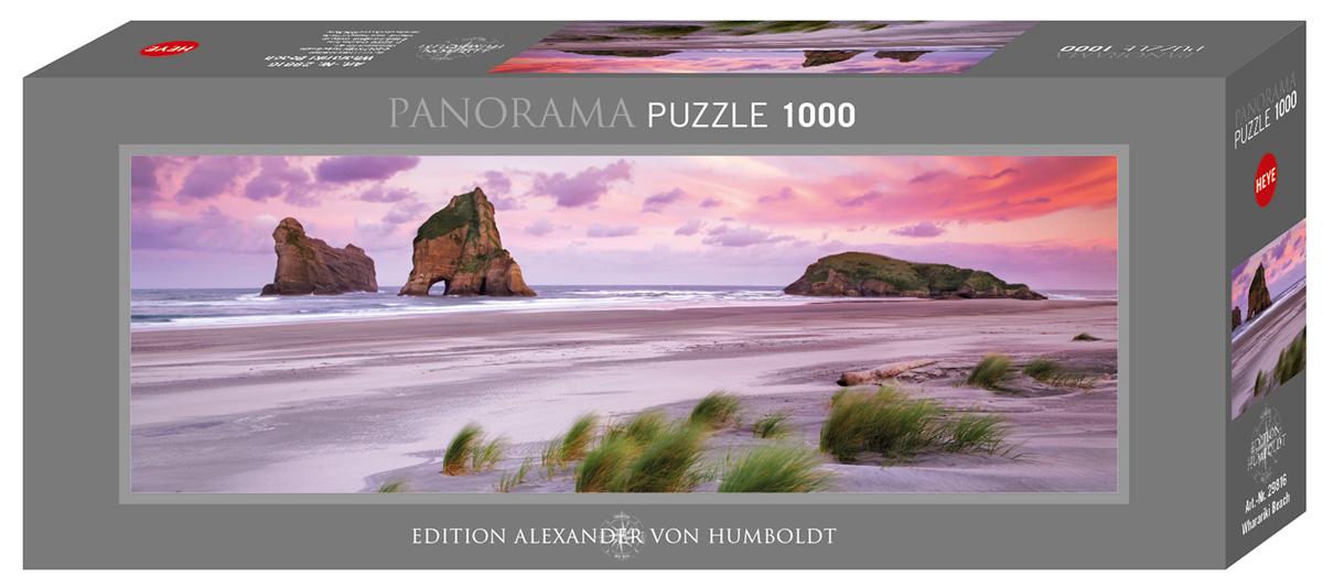 Puzzle Heye Wharariki Beach de 1000 Piezas