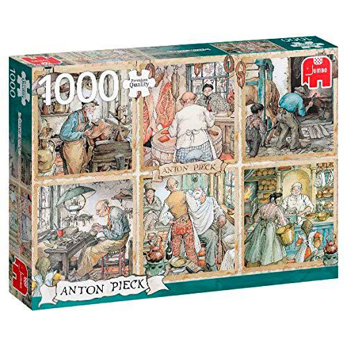 Puzzle Jumbo Artesanía de 1000 Piezas
