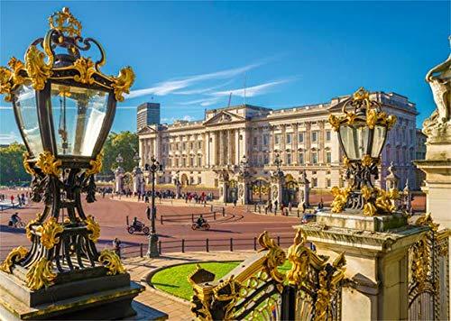 Puzzle Jumbo Buckingham Palace, Londres 1000 Piezas