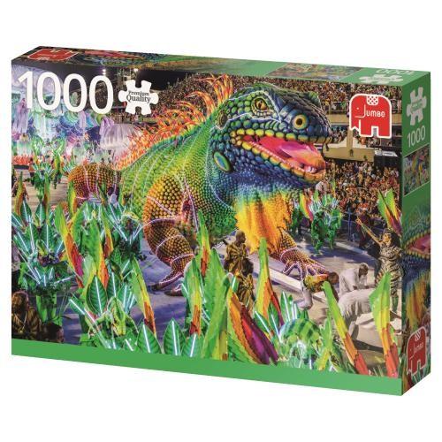 Puzzle Carnaval de Río de 1000 Piezas