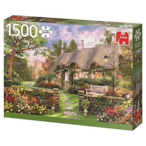 Puzzle Jumbo Casa de Campo Soleada de 1500 Piezas