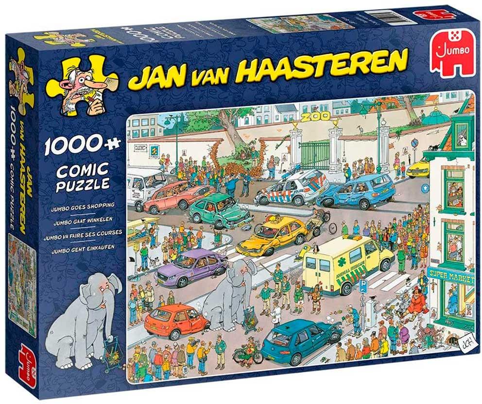 Puzzle Jumbo De Compras de 1000 Piezas