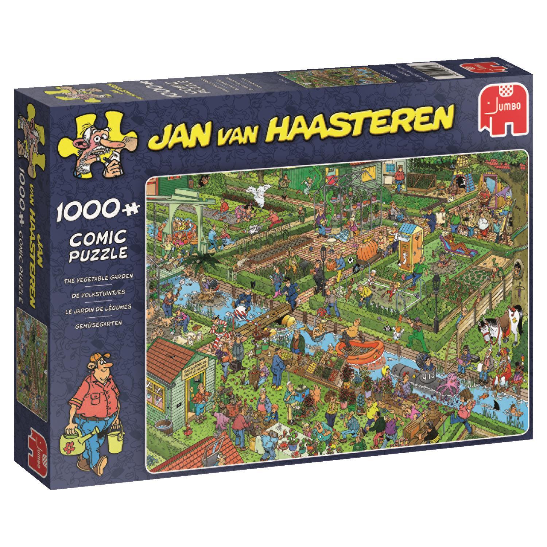 Puzzle Jumbo El Huerto de 1000 Piezas