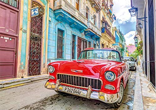 Puzzle Jumbo En la Habana, Cuba de 500 Piezas