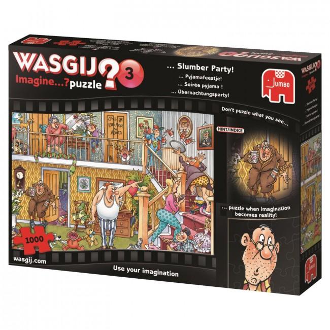 Puzzle Jumbo Fiesta de Pijamas de 1000 Piezas