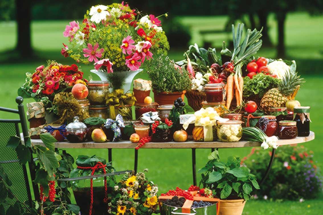 Puzzle Jumbo Frutas y Hortalizas de 1500 Piezas