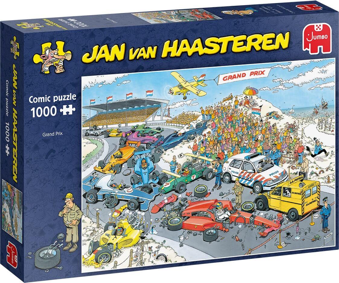Puzzle Jumbo Grand Prix de 1000 Piezas