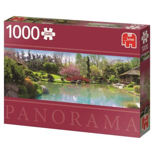 Puzzle Jumbo Jardín de Colores de 1000 Piezas