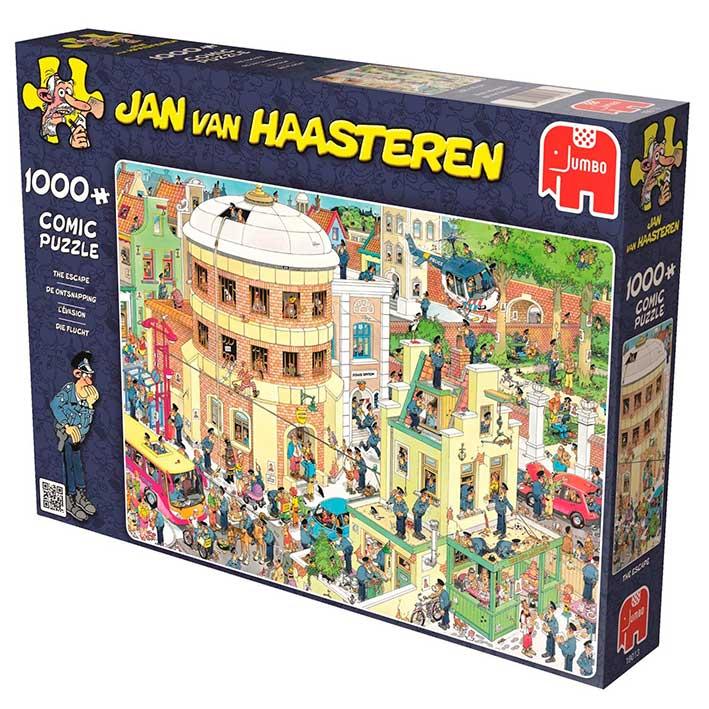 Puzzle Jumbo La Huida de 1000 Piezas