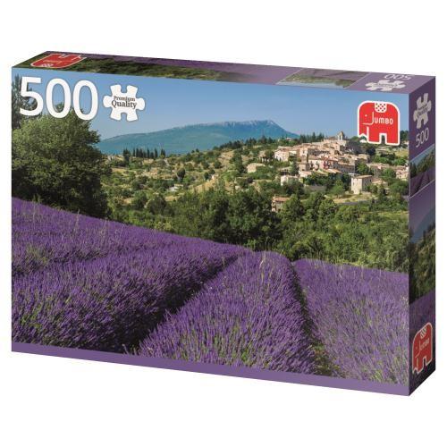 Puzzle Jumbo La Provenza, Italia de 500 Piezas
